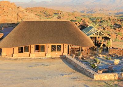 Plato Lodge Augrabies